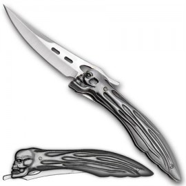 Ghost Rider Sharp Trailing Point Folding Knife
