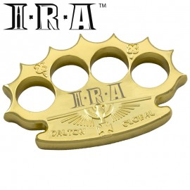 IRA Robbie Dalton Global Heavy Paperweight Knuckles