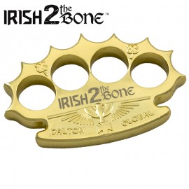 Irish 2 The Bone Robbie Dalton Global Heavy Belt Buckle Paperweight
