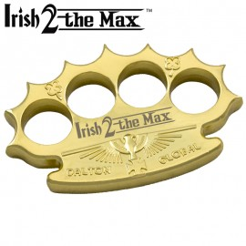 Irish 2 The Max Robbie Dalton Global Heavy Belt Buckle Paperweight