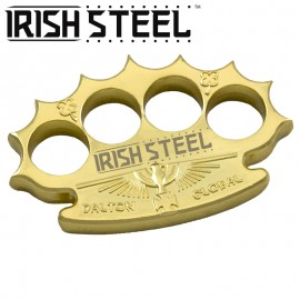 Irish Steel Robbie Dalton Global Heavy Knuckle Paperweights